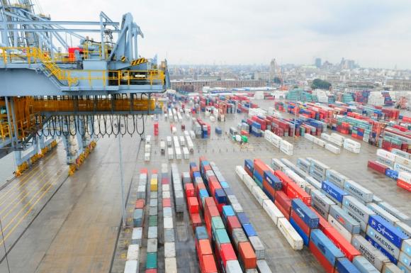 Puerto de Montevideo. Foto: Marcelo Bonjour