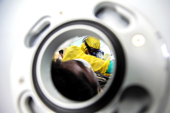 La OMS declaró el brote de coronavirus como una emergencia de salud pública de interés internacional. Foto: AFP