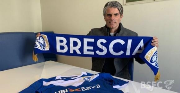 Diego López es oficialmente el nuevo técnico del Brescia