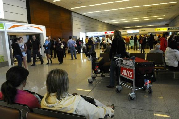 Aeropuerto Internacional de Carrasco. Foto: Archivo El País