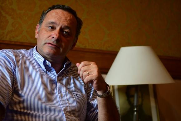 Álvaro Delgado. Foto: Francisco Flores.