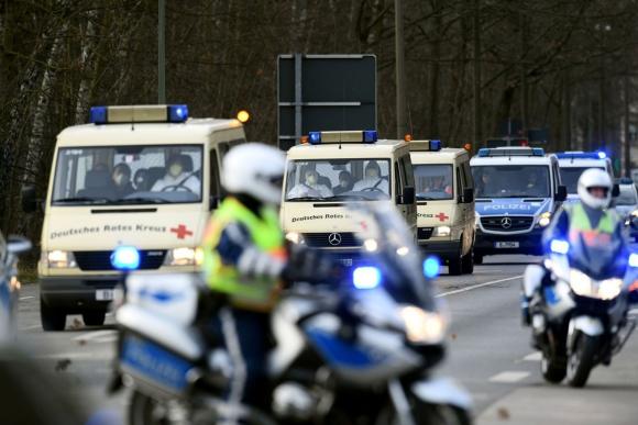 Coronavirus en Alemania. Foto: Reuters.