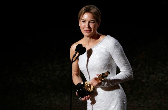 """Renée Zellweger fue la mejor actriz por """"Judy"""""""