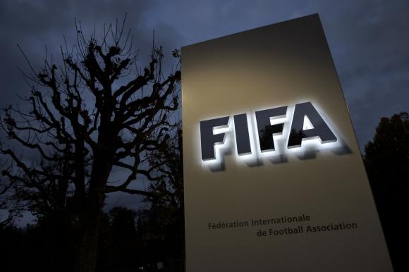 La sede de la FIFA en FIFA. Foto: AFP.