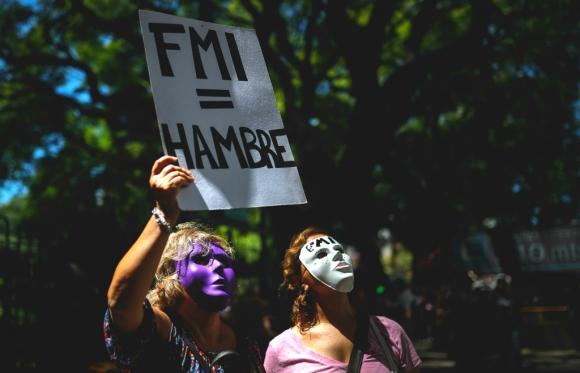 Cristina Kirchner enfrenta al FMI en plena negociación de la deuda argentina - 14/02/2020 - EL PAÍS Uruguay