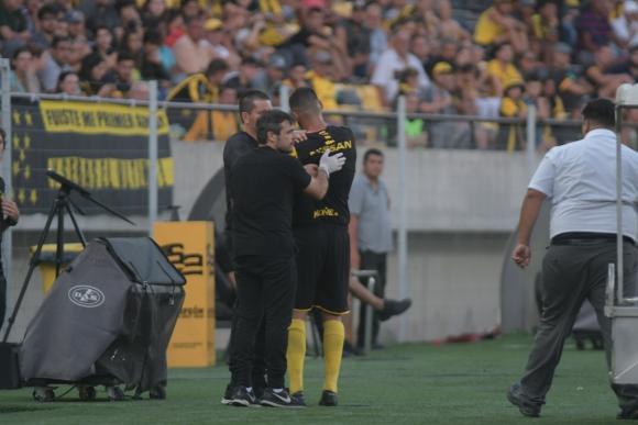 Fabricio Formiliano. Foto: Marcelo Bonjour.