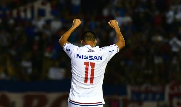 Gonzalo Castro en Nacional