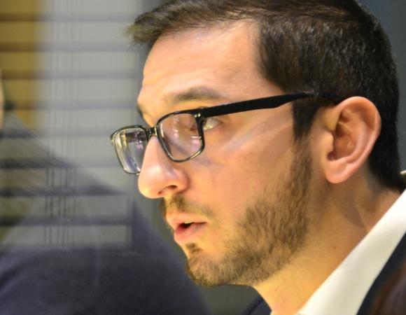 Edil Diego Rodríguez Salomón. Foto: Archivo El País