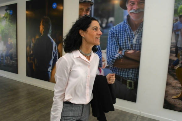 Azucena Arbeleche, ministra de Economía designada. Foto: Leonardo Mainé