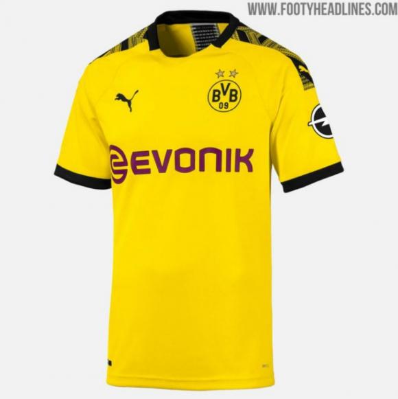 La camiseta que estrenará el Borussia Dortmund no sorprende