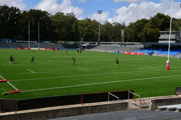 Así luce el Estadio Charrúa que recibirá el torneo. Foto: Francisco Flores.