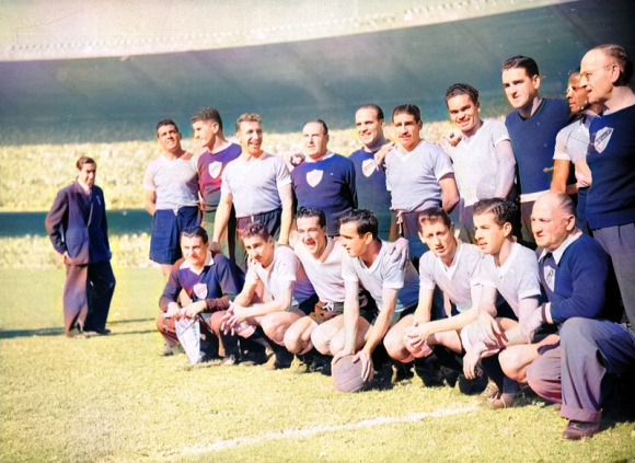 Uruguay campeón del mundo 1950
