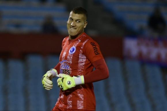 Washington Aguerre, protagonista del empate entre Nacional y Cerro Largo -  Ovación - 22/02/2020 - EL PAÍS Uruguay