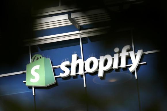 Oficinas en Ottawa (Canadá) de la multinacional de comercio electrónico Shopify. Foto: Reuters.