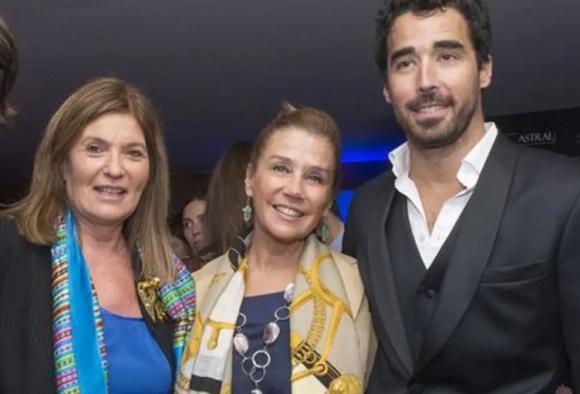 Sofía Neiman, Marcela Tinayre y Nacho Viale
