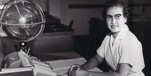 Katherine Johnson. Foto: AFP
