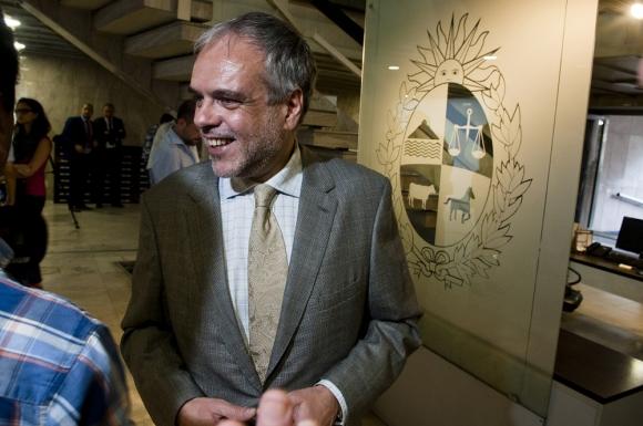 """José Luis Cancela: la moratoria """"ha sido favorable"""" para el comercio, dijo. Foto: Fernando Ponzetto"""