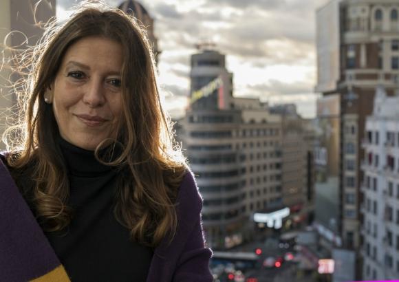 Viviana Rivero. Foto: Difusión