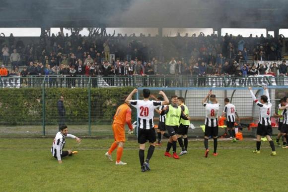 El equipo de Pianese de la Serie C de Italia