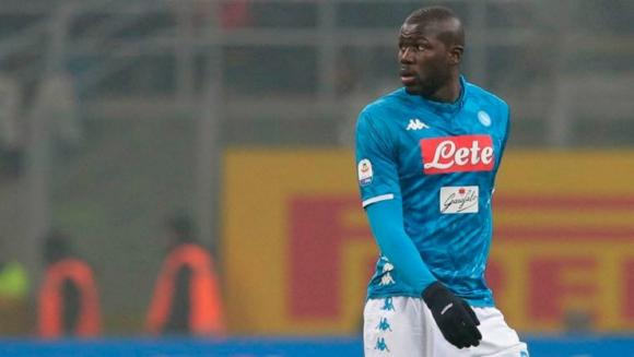 Kalidou Koulibaly tiene resuelto su destino deportivo