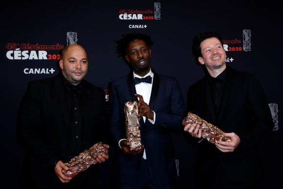 Les miserables, mejor película en los premios Cesar. Foto: AFP