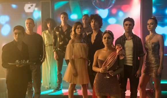 "Imagen de la temporada 3 de la serie ""Élite"". Foto: Netflix"
