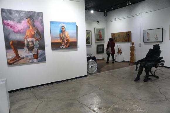 Las artistas mujeres son reconocidas en México. Foto: EFE