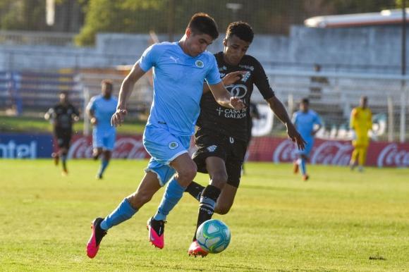 Gustavo del Prete en el Torque vs. Cerro. Foto: Prensa Torque.
