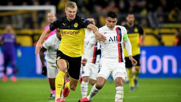 PSG-Dortmund, la revancha en París será sin público