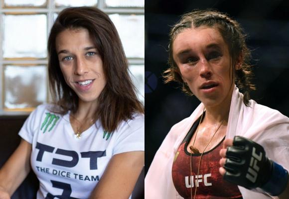 Joanna Jedrzejczyk, antes y después de su pelea en UFC