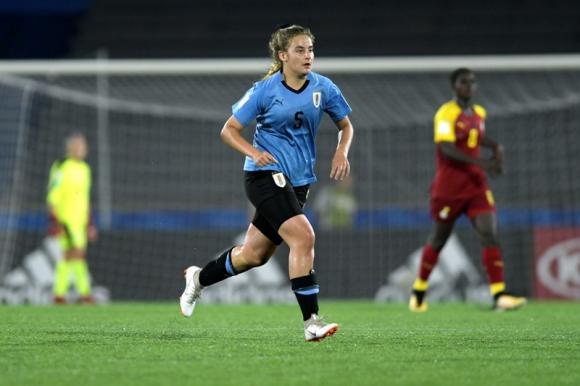 Uruguay recibió el Mundial Sub 17 femenino en 2018. Foto: Gerardo Pérez.