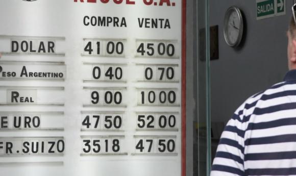 Se Moderó La Suba Del Dólar En Una