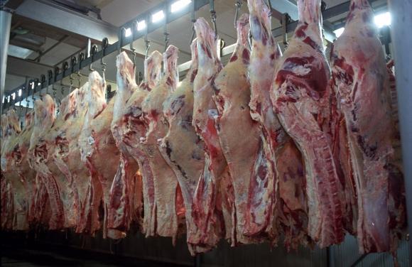 Carne vacuna. Foto: archivo El País