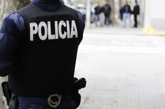 Policia. Foto: Archivo El País