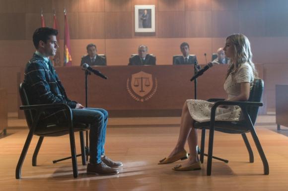 """Imagen de la tercera temporada de """"Elite"""". Foto: Difusión"""