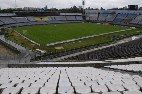 Estadio Centenario. Foto: Archivo El País