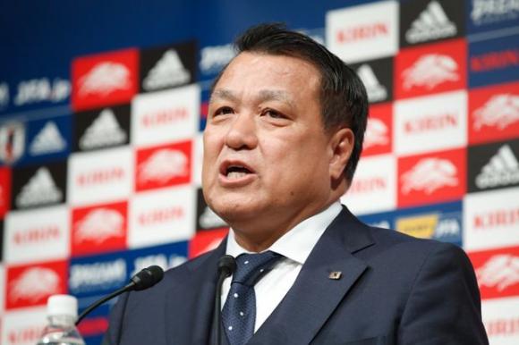 Kozo Tashima, vicepresidente del Comité Olímpico de Japón