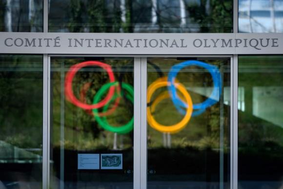 Comité Olímpico Internacional. Foto: AFP.