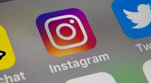 La red social Instagram es propiedad de Facebook. Foto: AFP.