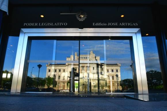 Palacio Legislativo. Foto: Gerardo Pérez