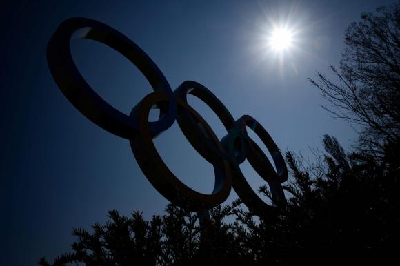 Los Juegos Olímpicos de Tokio 2020 fueron aplazados y se disputarán el próximo año. Foto: AFP.