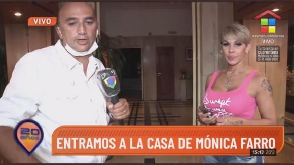 Pablo Layús y Mónica Farro