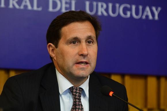 Diego Labat, presidente del BCU