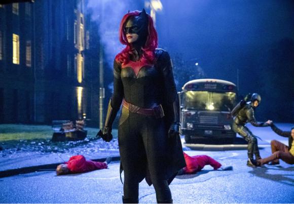 """Ruby Rose es """"Batwoman"""" en la serie de HBO. Foto: Difusión"""