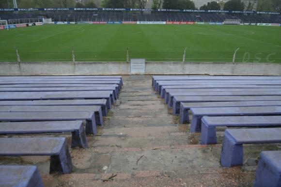 Estadio Luis Franzini. Foto: Marcelo Bonjour.