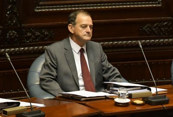 Guido Manini Ríos. Foto: Darwin Borrelli