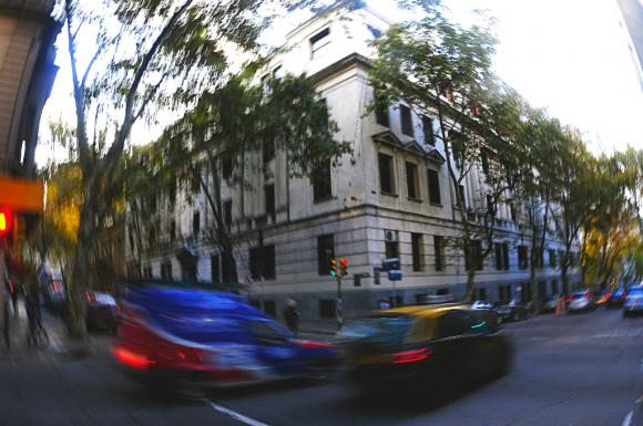 Ministerio de Economía y Finanzas. Foto: Fernando Ponzetto