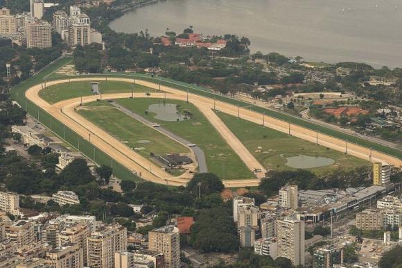 Cidade Jardim. Los tres hipódromos brasileños quedarán activos desde el 3 de mayo.