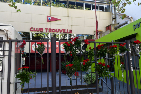 Club Trouville. Foto: Francisco Flores.
