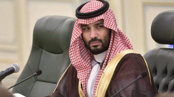Mohammed bin Salman, el príncipe heredero de Arabia Saudita